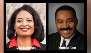 INVITATION TO HEAR MAYORAL CANDIDATES LISA CALDERON AND PENFIELD TATE @  Messiah Community Church | Denver | Colorado | United States